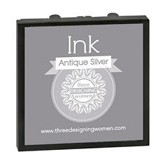 Three Designing Women Stamp ink pad- (Choose Color)
