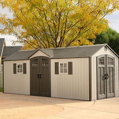 Lifetime 20' x 8' Outdoor Storage Shed Building