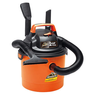Armor All - 2.5 Gal. Wet/Dry Vacuum