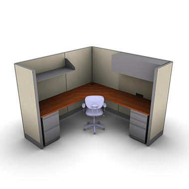 SNAP!Office 1-Person Management Workstation