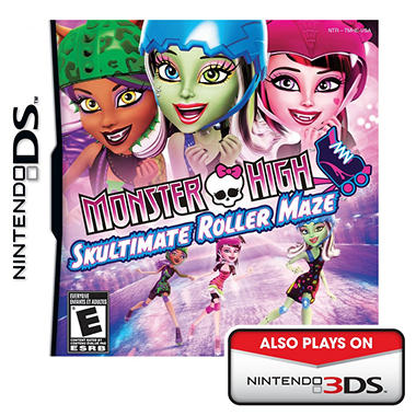 Monster High Skultimate Roller Maze - DS