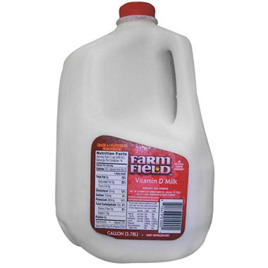 Farmfield Whole Milk - 1 gal.