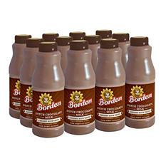 Borden Chocolate Milk Pints (12 oz., 12 pk.)