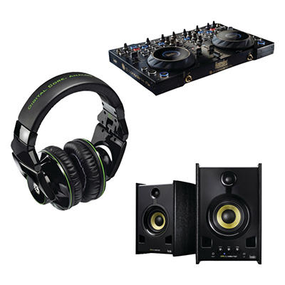 Hercules DJ 4MX Kit