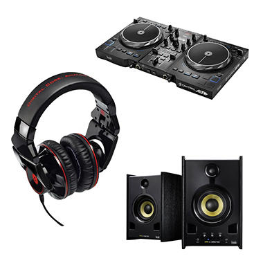 Hercules DJ Control AIR Plus Kit