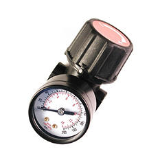 Primefit CR1401G Compressor Replacement Air Regulator with Gauge, 1/4-Inch NPT