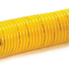 Primefit Nylon Recoil Air Hose - 1/4-Inch by 25-Foot (120-PSI) (Save 10% Now)