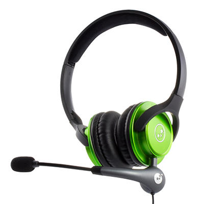 Able Planet Gamer's Choice Headphones w/ Microphone - Various Colors