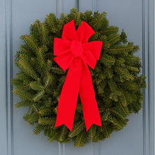 Worcester Wreath Co. Simplicity Wreath