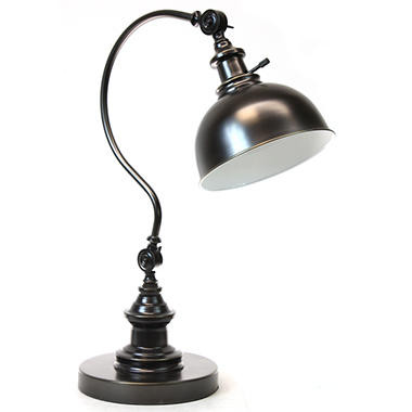 Madison Metal Task Lamp - Oil Rubbed Bronze - 23