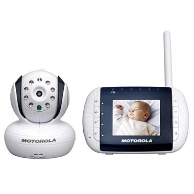 Motorola MBP 33 Video Baby Monitor