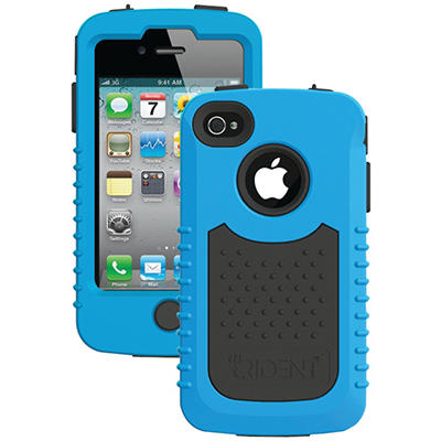 Trident Cyclops II Case for iPhone 4/4s - Blue