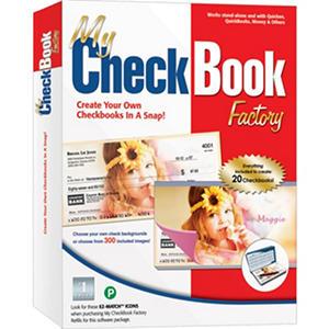 My CheckBook Factory X1