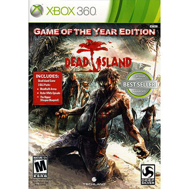 Dead Island: Game of the Year Xbox 360