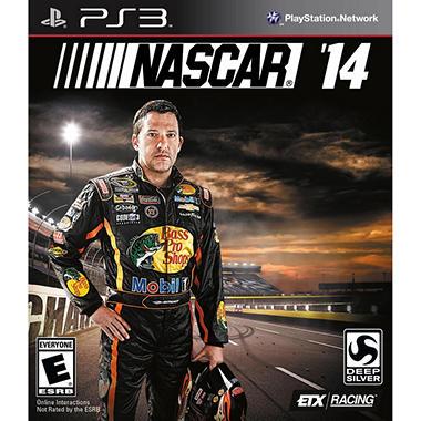 PS3 NASCAR 2014