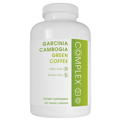 Creative Bioscience Garcinia Cambogia Complex (180 Capsules)