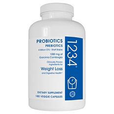 Creative Bioscience Probiotic 1234 Dietary Supplement (180 ct.)