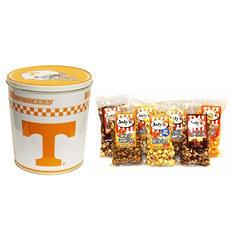 University of Tennessee Popcorn Tin