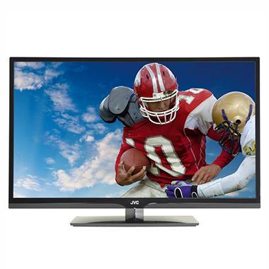 """37"""" JVC 720p D-LED HDTV"""