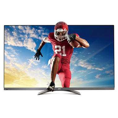 "47"" JVC LED 1080p 120Hz Smart 3D HDTV"