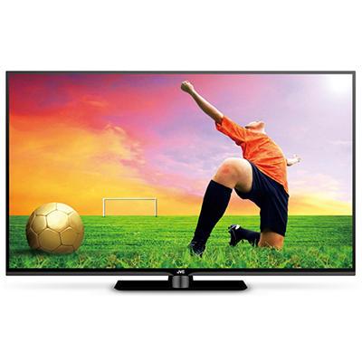 """55"""" JVC LED 1080p 120Hz TV"""