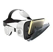 """HyperVR Z4 Virtual Reality Headset for Smartphones 4"""" - 6"""" iPhone & Android"""