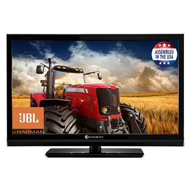 "50"" Element LCD 1080p HDTV w/ JBL Audio System"