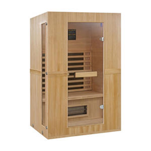 Lifesmart Two Person Full Spectrum Infrared Sauna