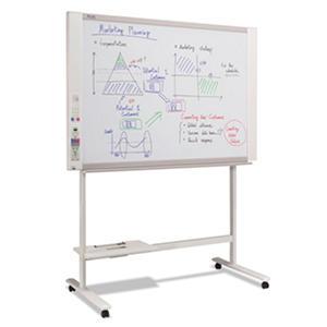 PLUS - N-314 Series Electronic Copyboard, 58 3/10w x 39 2/5h -  White/Beige