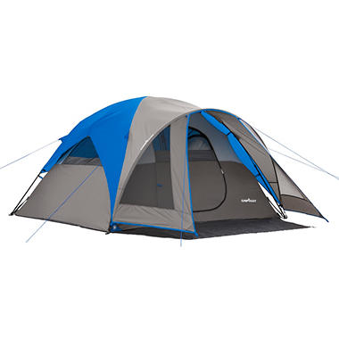Campvalley™ 4 Person Instant Dome Tent