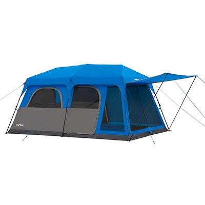 Campvalley™ 9 Person Instant Cabin Tent