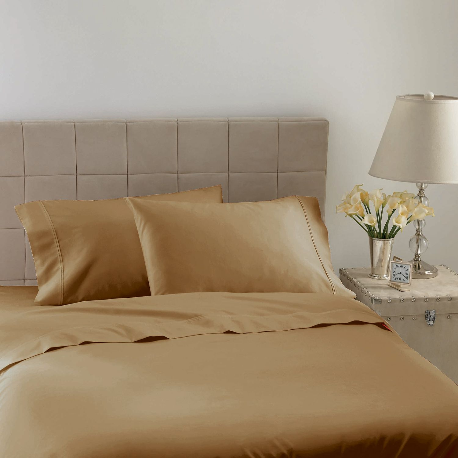 Hotel luxury reserve collection 600 thread count sheet set for Luxury hotel 750 collection sheets
