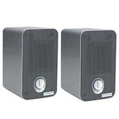 3-in-1 Table Top HEPA Air Purifier (2 pk.)