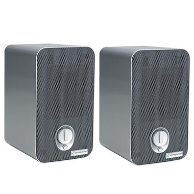 Germ Guardian 3-in-1 Table Top HEPA Air Purifier (2 pk.)