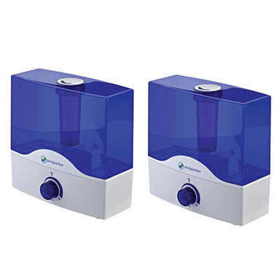 70 Hour Ultrasonic Humidifier (2 pk.)