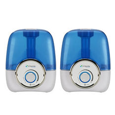 1.5-Gallon Ultrasonic Cool Mist Humidifier (2 pk.)