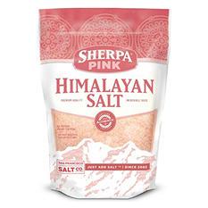 Pink Himalayan Salt (5 lb. bag)