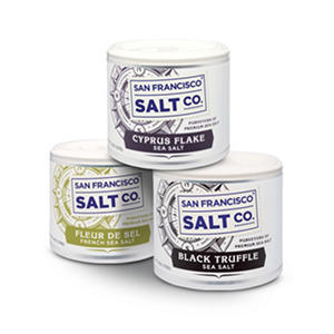 Top Shelf Sea Salt Set