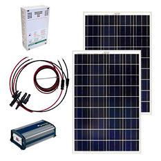 200-Watt Off-Grid PV Solar Kit