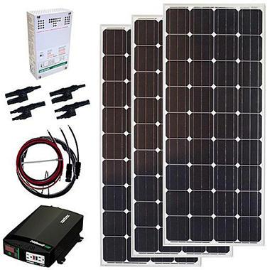 480-Watt Off-Grid Solar Panel Kit