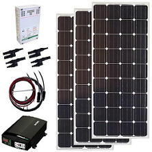 480-Watt Off-Grid Solar Panel Kit