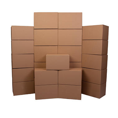 PACK-RAT Small / Medium Moving Box Kit