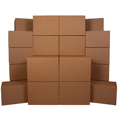 PACK-RAT Medium / Large Moving Box Kit