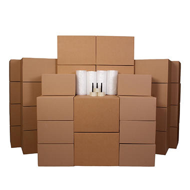 PACK-RAT 5-6 Room Moving Kit