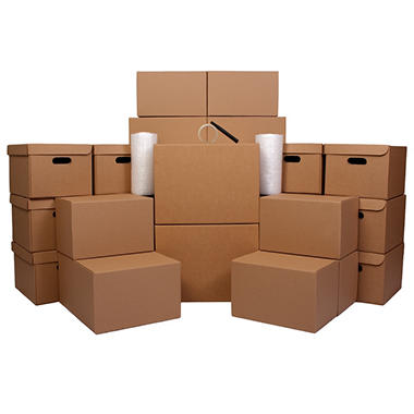 PACK-RAT Office Moving Kit - Large