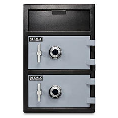 Mesa Depository Safe,  All Steel, 3.6 Cubic Feet (choose delivery method)