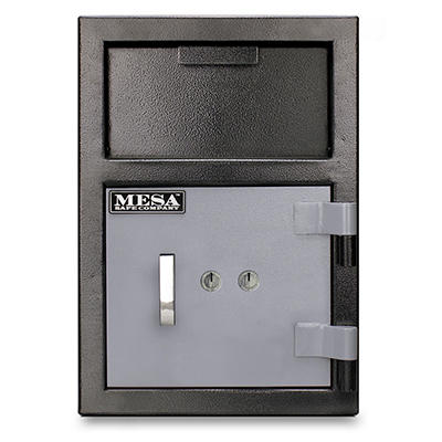 Mesa Depository Safe, All Steel, 0.8 Cubic Feet (choose delivery method)