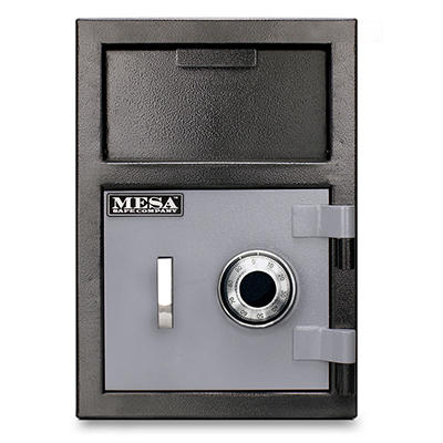 Mesa Depository Safe, Combination Lock, All Steel (choose delivery method)