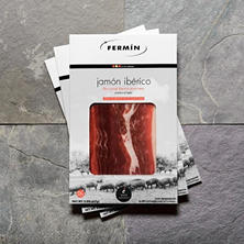 Fermin Iberico Sliced Dry-Cured Ham (4 oz., 10 pk.)