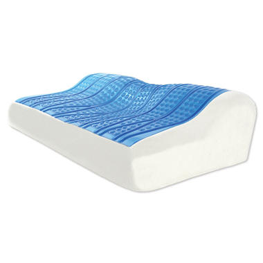 Sharper Image Ergo Gel Pillow